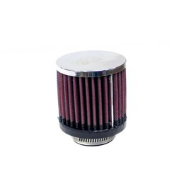 K&N RC-0870 Universal Clamp-On Air Filter