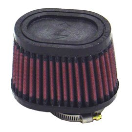 K&N RU-2450 Universal Clamp-On Air Filter