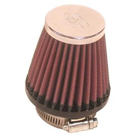 K&N RC-1090 Universal Clamp-On Air Filter