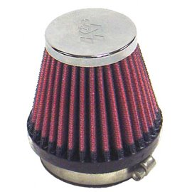K&N RC-2340 Universal Clamp-On Air Filter