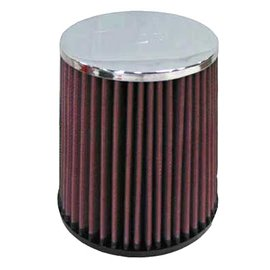 K&N RC-4670 Universal Clamp-On Air Filter