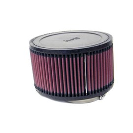 K&N RA-0990 Universal Clamp-On Air Filter