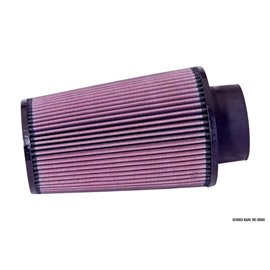 K&N RE-0920 Universal Clamp-On Air Filter