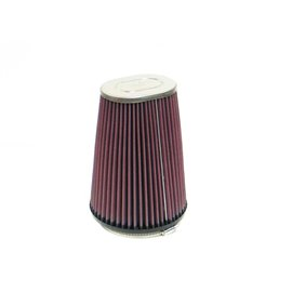 K&N RF-1021 Universal Clamp-On Air Filter
