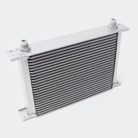 CNR oil cooler TH25 size 330x198x51 mm inlets AN8