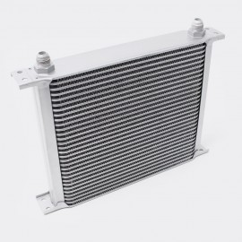 CNR oil cooler TH30 size 330x238x51 mm inlets AN8