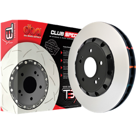 DBA 5000 series - Drilled dimpled rotor only DBA 52165.1XD