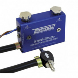 TURBOSMART Dual Stage Boost Controller Blue