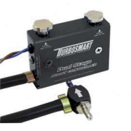 TURBOSMART Dual Stage Boost Controller Black