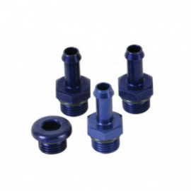 TURBOSMART FPR Fitting System -6 AN to 8mm