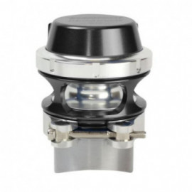 TURBOSMART BOV Race Port Female Black No Weld Flange