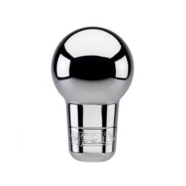 Sparco Gear Knob 037401CR Racing Polished