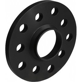 SP12169W DISTANTSPLAAT (2TK) (SPACER) 15MM. 5X112  (66,6), (MER) ALU, MUST (2TK)