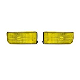 Fog lamps BMW E36, incl. Bulb, YELLOW