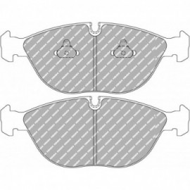 Ferodo Racing brake pads FCP1001H DS2500