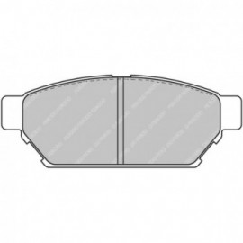 Ferodo Racing brake pads FCP1283R DS3000