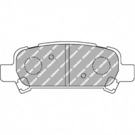 Ferodo Racing brake pads FCP1333H DS2500