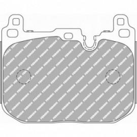 Ferodo Racing brake pads FCP4611H DS2500
