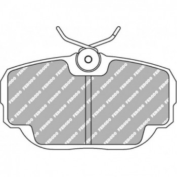 91-98 ATE Ferodo DS2500 Racing For Opel Astra 2.0 F Rear Brake Pads Rally Race