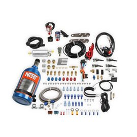 NOS 03008 kit Four-cylinder, Four stroke engines over 700cc, includes 2 lb blue bottle