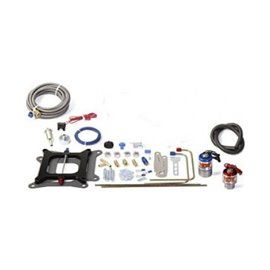 """NOS 02001NB NOS """"CHEATER"""" FITS HOLLEY 4-BBL / CARTER AFB NOS """"Cheater"""" series Nitrous System, fits Holley 4150 and Carter AFB (l"""
