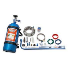 NOS 02519 Diesel Nitrous System For Duramax, for Cummins, Power Stroke Diesel Engines Diesel Nitrous System w/10 lb Bottle