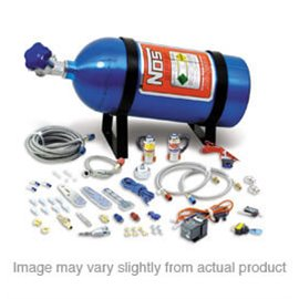 NOS 05122 Import Nitrous Dry System 40-75 HP, includes 10lb Blue Bottle