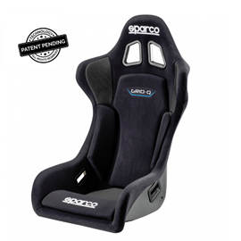 SPARCO GRID Q Ultralight fiberglass seat