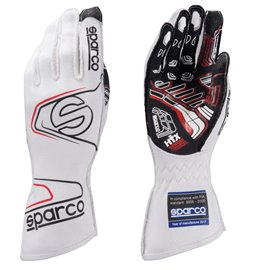 SPARCO Arrow RG-7 evo gloves white size 8