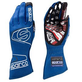 SPARCO Arrow RG-7 evo gloves blue size 8