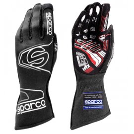 SPARCO Arrow RG-7 evo gloves black red size 8