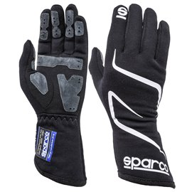 SPARCO Land RG-3 gloves black size 8