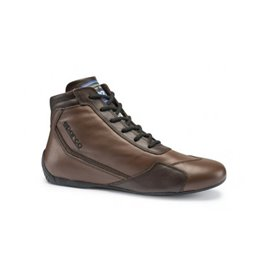 SPARCO 00123937MA SLALOM RB-3 CLASSIC shoes brown size 37