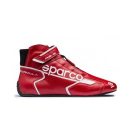 SPARCO 00125143RSBI FORMULA RB-8.1 shoes  red white size 43