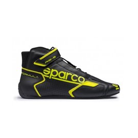 SPARCO 00125142NRGF FORMULA RB-8.1 shoes black yellow size 42