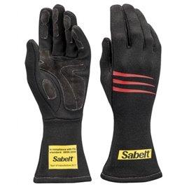 SABELT RFTG03NR08 Challenge TG-3 gloves black size 8