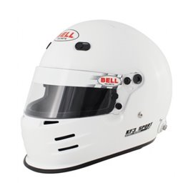 BELL KF3 Sport helmet white size S
