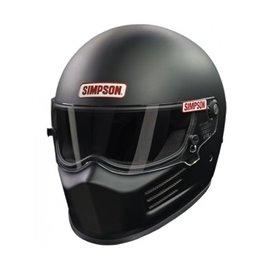 SIMPSON 6200058F-XXL BANDIT helmet size XXL black