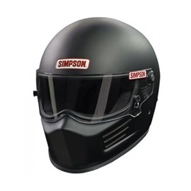 SIMPSON 6200038F-L BANDIT helmet size L black