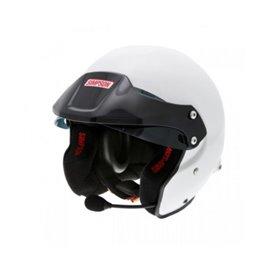 SIMPSON AA0130EG2S55 RALLY helmet size S