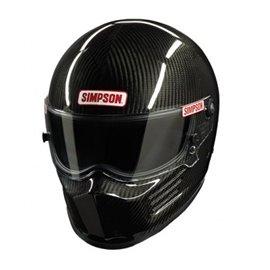 SIMPSON 620004CF-XL BANDIT CARBON helmet size XL carbon