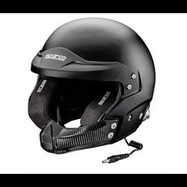 SPARCO 0033496XXLNR AIR PRO RJ-5 i black helmet XXL