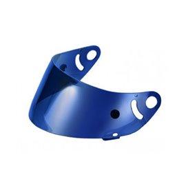 SPARCO 0032WTXV12 WTX-CRM Visor IRIDIUM BLUE