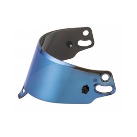 SPARCO 00314V03 AIR SKY PRIME Visor BLUE MIRROR