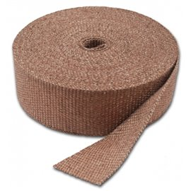 "ThermoTec 2"" X 50' COPPER EXHAUST WRAP"