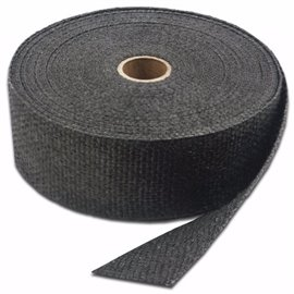 "ThermoTec 2"" X 100' GRAPHITE BLACK WRAP"