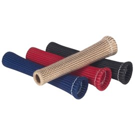 ThermoTec COOL-IT PLUG WIRE SLEEVES-6 PACK RED