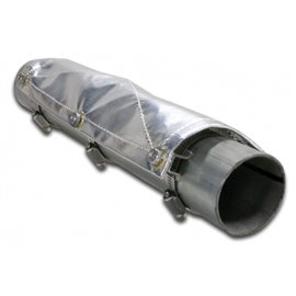 ThermoTec PIPE SHIELD - 2 FT. X 6""