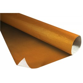 "ThermoTec GOLD HEAT BARRIER 24"" X 24"" W/ADH"