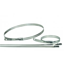 ThermoTec 6 PACK SNAP STRAP KIT - 18""